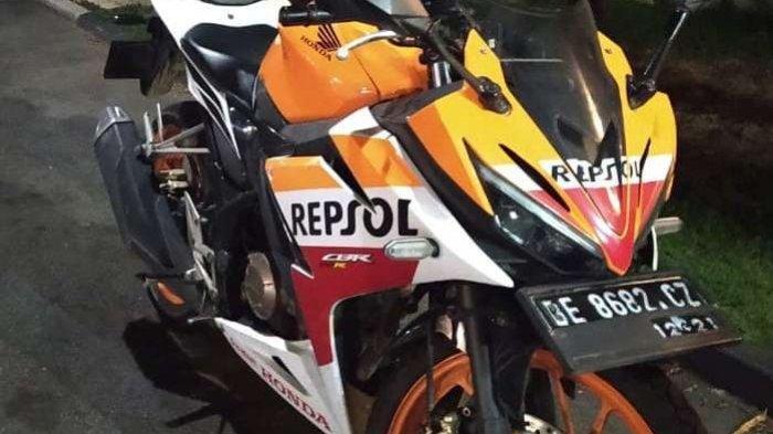 Satpam PT Djarum Jadi Korban Curanmor, Motor Honda CBR Raib di Teras Rumah