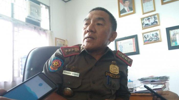 Satpol PP Bandar Lampung Terjunkan 3 Pleton Amankan Penyelesaian Mural Underpass Unila, Besok