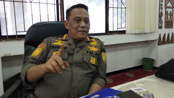 Satpol PP Lampung Siagakan 802 Personel, Antisipasi Lonjakan Kasus Covid-19 saat Libur Cuti Bersama