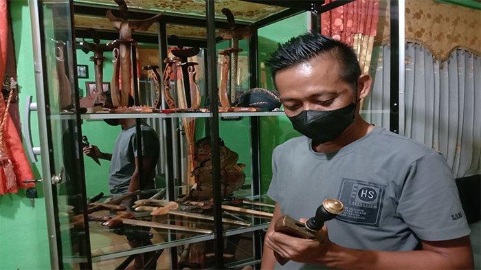 Bincang Bersama Pelestari Keris Lampung:Sebut Keris Benda Klenik, Itu Korban Sinetron