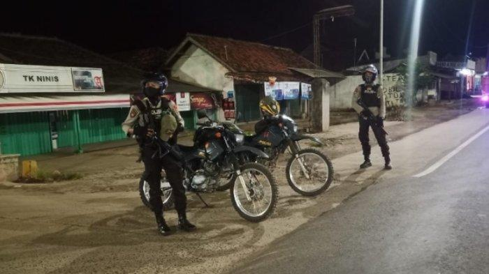 Satsabhara Polres Lampung Tengah Bentuk Dua Regu Patroli Rutin Cegah Ganguan Kamtibmas