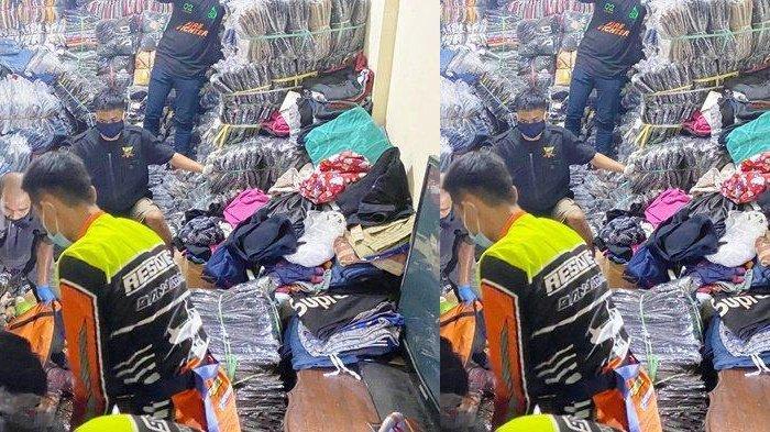 Satu Keluarga di Banjarmasin Ditemukan Meninggal, Jasad Mereka Didapati di Bawah Tumpukan Baju