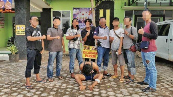 Satu Tahun Buron, Pembobol Kontrakan di Mesuji Berhasil Diringkus Polisi