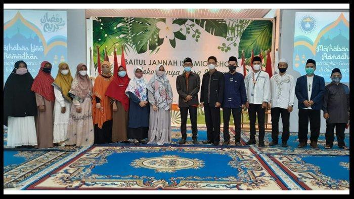 SD IT Baitul Jannah gelar Tarhib Ramadhan 1442 H