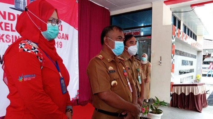 Sebanyak 528 Nakes di Lampung Barat Divaksinasi Covid-19 di 15 Puskesmas