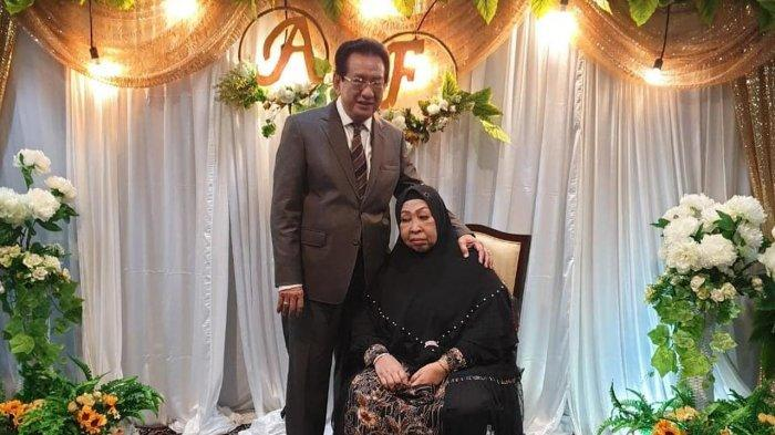 Istri Anwar Fuady Meninggal Terpapar Covid, 5 Hari di RS Belum Dapat Kamar