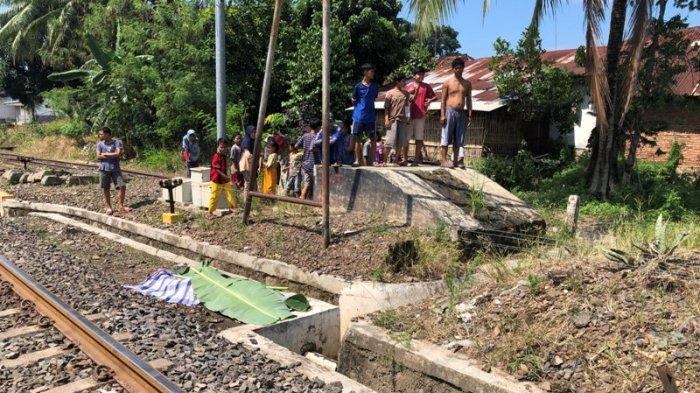 Sebelum Tewas Tertabrak Kereta di Kotabumi, Korban David Sempat Coba Mengakhiri Hidup