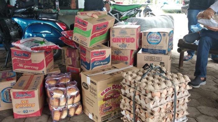 Bantu Korban Luka Luka, Pemprov Salurkan Bantuan ke Pulau Sebesi Lampung Selatan