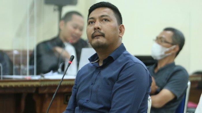 Sebulan 4 Kali Bertemu Terdakwa Syahroni, Nusantara: Saya Urus Administrasinya Saja