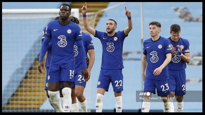 SEDANG BERLANGSUNG Chelsea vs Leicester City, Simak Link Live Streaming Final Piala FA