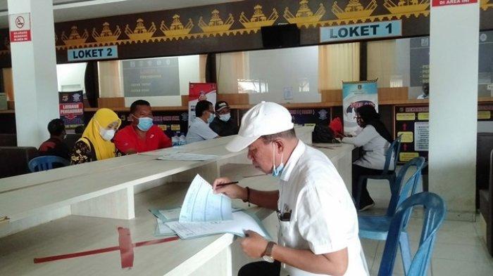 Sehari Jelang Penutupan Program Pemutihan, Jumlah WP di Samsat Menggala Lampung Meningkat