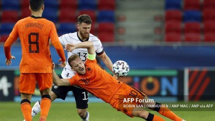 Jadwal Euro 2021 Makedonia vs Belanda, Prediksi Susunan Pemain di Laga Lanjutan Fase Grup C