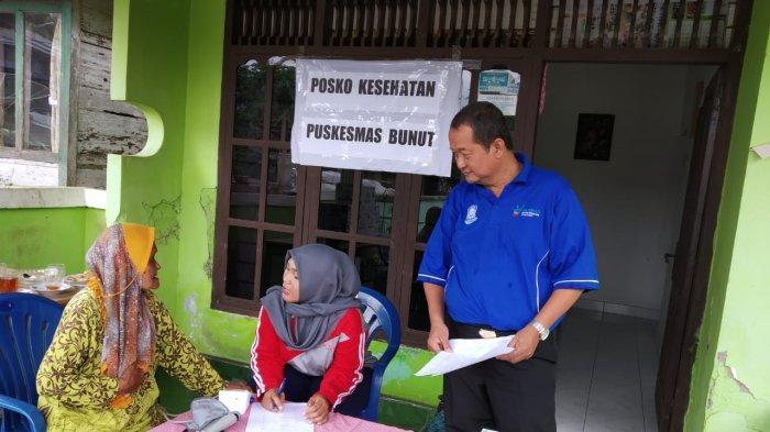Korban Banjir Di Padang Cermin Pesawaran Kini Mulai Terserang Penyakit Dermatitis Halaman 2 Tribun Lampung