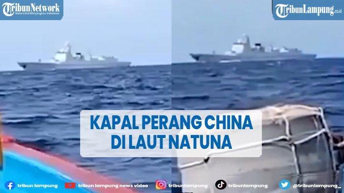 Enam Kapal Perang China di Laut Natuna, Sejumlah Nelayan Ketakutan