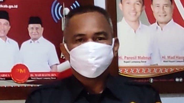 Jadi Pemateri Webinar Kominfo RI, Sekretaris Diskominfo Lampung Barat Sampaikan Prinsip Cantik