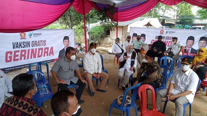 Gerindra Vaksinasi Covid-19 di Lampung Tengah, Ahmad Muzani: Sudah Jadi Kebutuhan
