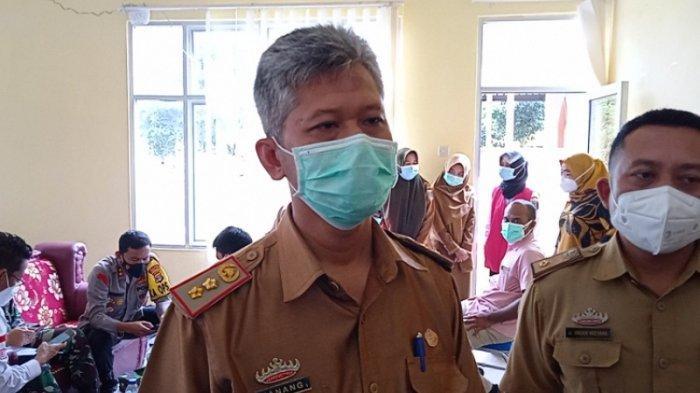 PJ Sekkab Lampung Timur Terkonfirmasi Positif Covid-19, Kantor Pemkab Ditutup Sementara
