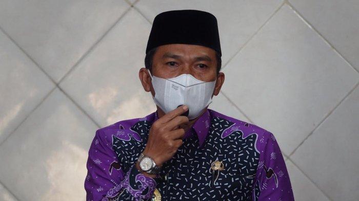 Putus Rantai Covid, Jamaah Masjid Istiqlal Bandar Jaya Lamteng Diminta Terapkan Prokes
