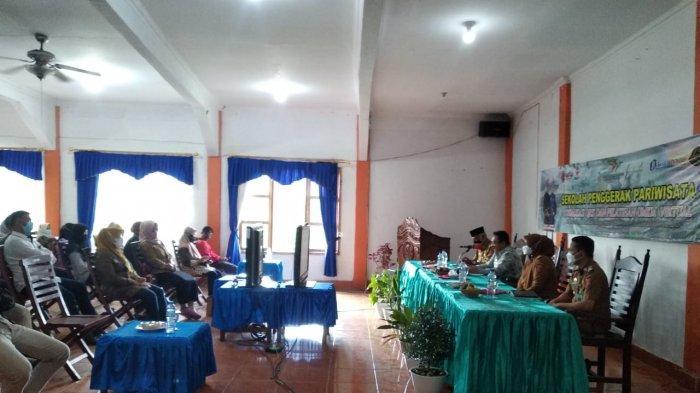 63 Peserta Ikuti Sosialisasi Sekolah Penggerak Pariwisata di Lampung Barat