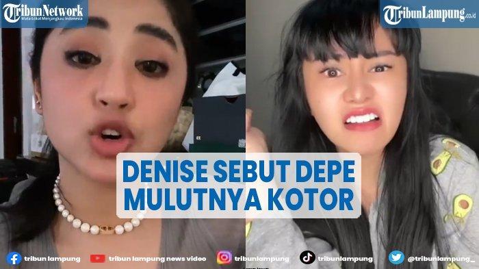 Selebgram Denise Chariesta Minta Stasiun TV Boikot Dewi Perssik: Mulutnya Kotor