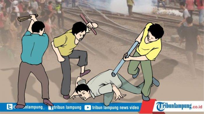 Pelaku Curanmor di Jakarta Utara Babak Belur Usai Aksinya Dipergoki Warga