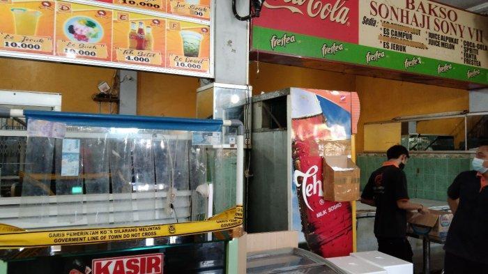 Seluruh Gerai Bakso Sony di Bandar Lampung Disegel, Pegawai Tak Berani Teken Surat