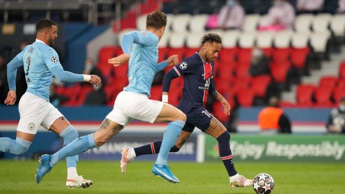 Prediksi Man City vs PSG, Live Streaming Liga Champions