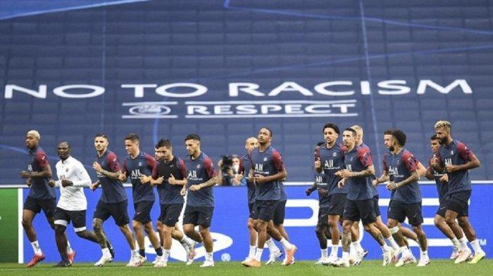 Semifinal Liga Champions Prediksi Line up PSG vs Man City ...