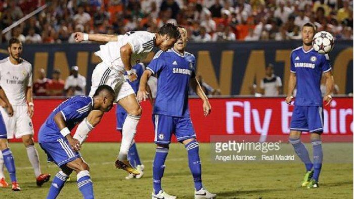 Prediksi Glenn Hoddle Laga Semifinal Liga Champions Chelsea vs Real Madrid