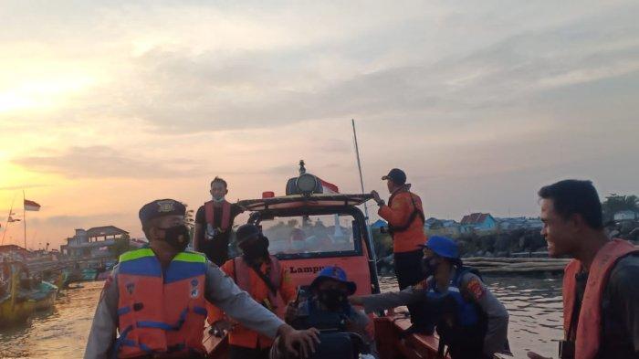 Seminggu Pencarian, Jenazah Nelayan Tenggelam di Perairan Lampung Timur Ditemukan