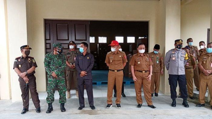 Sempat Zona Merah, Lampung Barat Kini Zona Orange Covid-19
