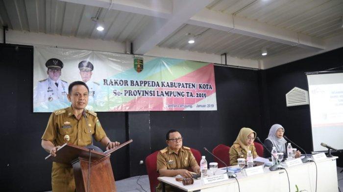 Gubernur Ridho Apresiasi Sinergitas dan Sinkronisasi Bappeda Provinsi dengan Kabupaten/Kota