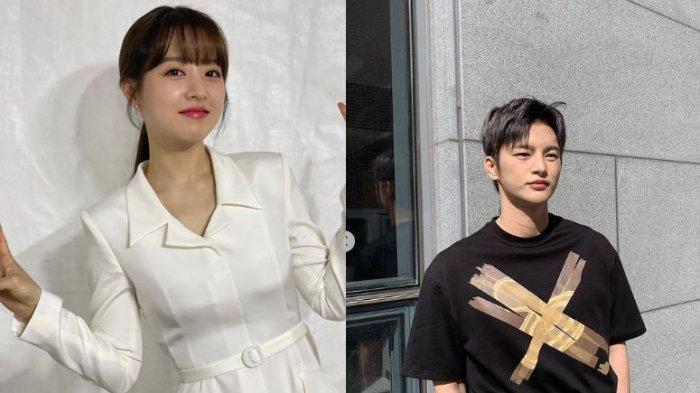 Seo In Guk dan Park Bo Young