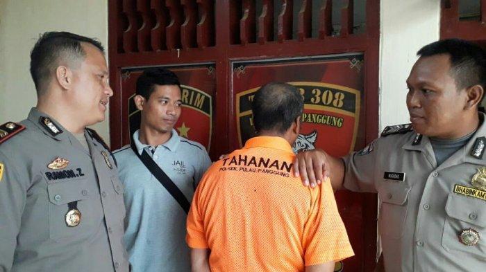 Seorang Ayah di Lampung Pukuli Anak Kandungnya Hanya Gara-gara Main di Rumah Tetangga