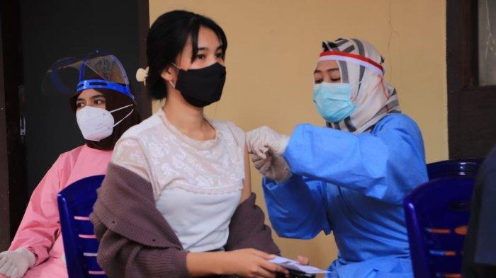 Stok Vaksin Terbatas, Tingkat Vaksinasi di Tulangbawang Lampung Hanya 8,2 Persen