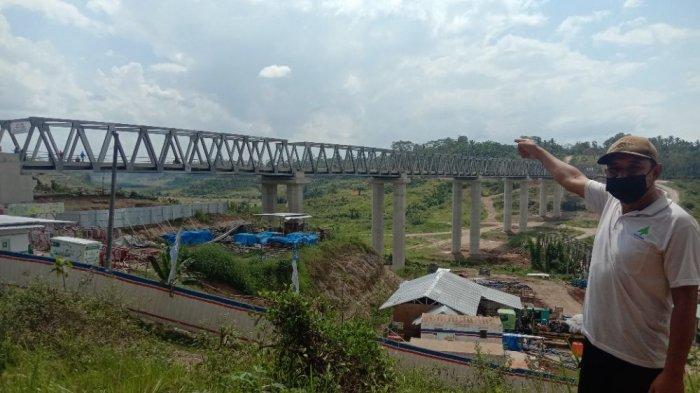 Jembatan Terpanjang di Lampung Ada di Pringsewu, Panjangnya 400 Meter