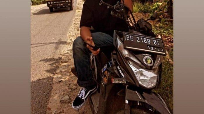 Sepeda Motor Hilang Digondol Maling saat Terparkir di Rumah, Modusnya Bertamu