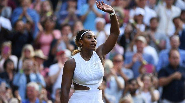 Serena vs Halep di Final Wimbledon 2019