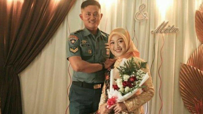 Sertu Yoto Eki Awak KRI Nanggala 402 Gugur Tinggalkan Istri yang Hamil Anak Pertama