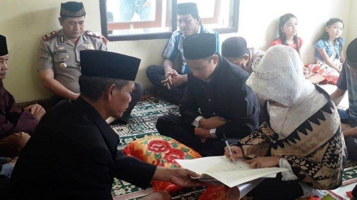 Setelah Akad Nikah, Suami Istri Dilarang Gelar Resepsi Pernikahan dan Harus Hidup Terpisah