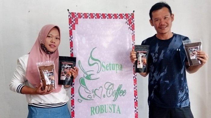 Kuliner Lampung, Setupa Coffee Lampung Barat Tawarkan Aneka Kopi Mulai Rp 50 Ribu