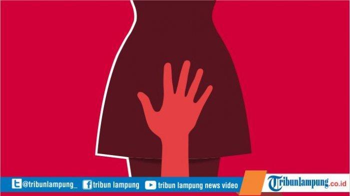 Ancam Sebar Foto Tak Senonoh, Guru Honorer di Lampung Gagahi Siswi SMA hingga Hamil 7 Bulan