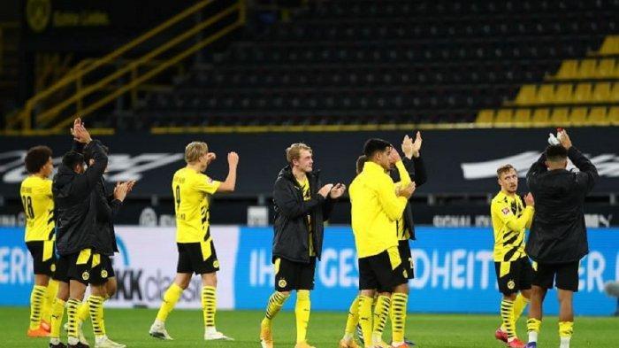 Jadwal Liga Champions Babak 16 Besar, Sevilla vs Borussia Dortmund, Peluang Kedua Tim Sama Kuat