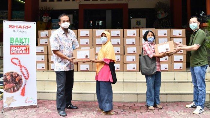 SHARP Buktikan Efektivitas Program CSR-nya dengan Raih Nusantara CSR Award 2020