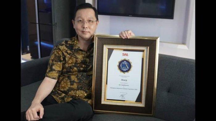 Sharp Indonesia Raih Penghargaan Bergengsi untuk Tingkat Kepuasan Pelanggan