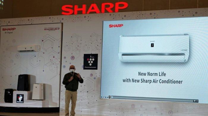 Sharp Ajak Konsumen Jalani New Normal Dengan Nyaman Bersama Produk Plasmacluster Terbaru