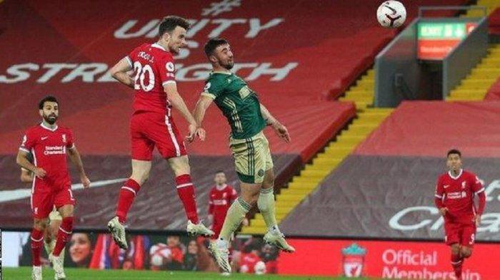 LINK Siaran Langsung Liga Inggris, Sheff United vs Liverpool, Performa Juara Bertahan Tak Menentu