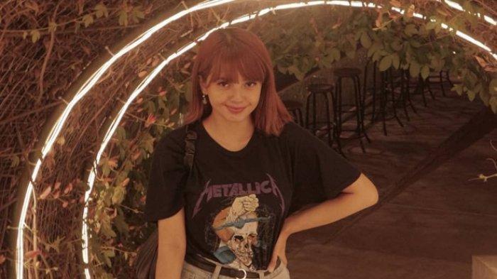 Gadis Cantik Asal Bandung Mirip Lisa Blackpink, Shella Ganiswara Dibilang Maksa Banget Ekspresinya
