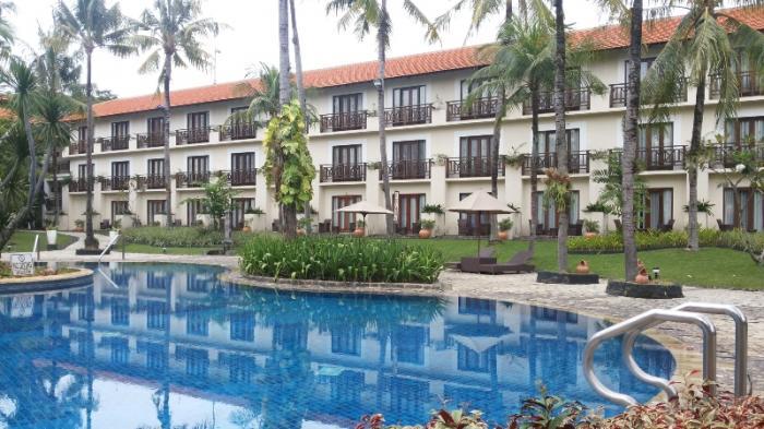 Gelaran Harganas 2017 di Bandar Lampung,Okupansi Hotel Sheraton 100%