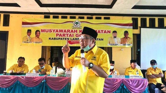 Tony Eka Chandra Bakar Semangat Kader Hadapi Pemilu 2024
